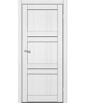 """Межкомнатные двери M 201. Пленка ПВХ. Фабрика """"Art Door"""". Цвет белый"""