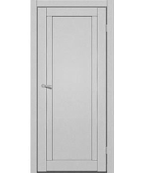 """Межкомнатные двери M 501. Пленка ПВХ. Фабрика """"Art Door"""". Цвет металлик"""