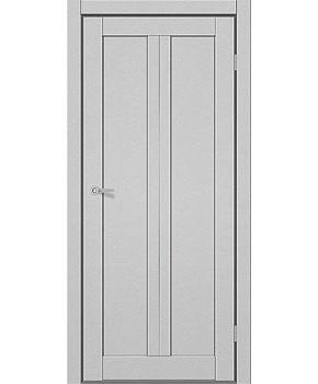 """Межкомнатные двери M 701. Пленка ПВХ. Фабрика """"Art Door"""". Цвет металлик"""