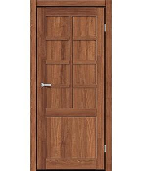 """Межкомнатные двери RTR 01. Пленка ПВХ. Фабрика """"Art Door"""". Цвет орех"""
