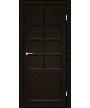 """Межкомнатные двери RTR 01. Пленка ПВХ. Фабрика """"Art Door"""". Цвет венге"""