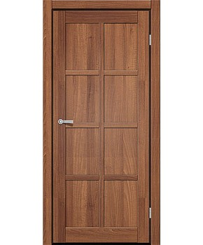 """Межкомнатные двери RTR 08. Пленка ПВХ. Фабрика """"Art Door"""". Цвет орех"""