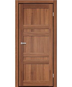 """Межкомнатные двери CTD 111. Пленка ПВХ. Фабрика """"Art Door"""". Цвет орех"""