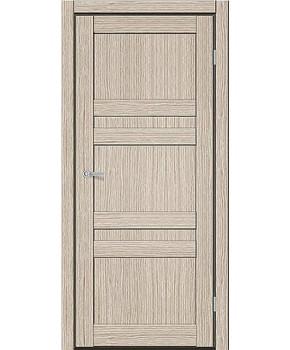 """Межкомнатные двери CTD 111. Пленка ПВХ. Фабрика """"Art Door"""". Цвет беленый дуб"""
