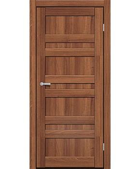 """Межкомнатные двери CTD 211. Пленка ПВХ. Фабрика """"Art Door"""". Цвет орех"""