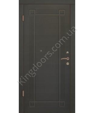 """Межкомнатные шпонированные двери """"Ницца"""" ПГ.  НСД. Цвет - Ваниль"""