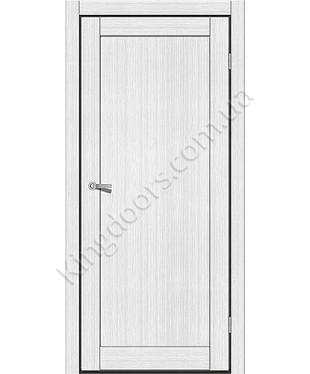 """Межкомнатные двери ART 01-01. Пленка ПВХ. Фабрика """"Art Door"""". Цвет белый"""
