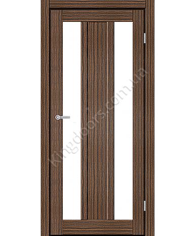 """Межкомнатные двери ART 05-03. Пленка ПВХ. Фабрика """"Art Door"""". Цвет зебрано"""