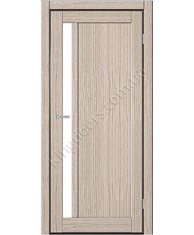 """Межкомнатные двери ART 06-05. Пленка ПВХ. Фабрика """"Art Door"""". Цвет беленый дуб"""