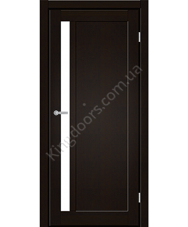 """Межкомнатные двери ART 06-05. Пленка ПВХ. Фабрика """"Art Door"""". Цвет венге"""
