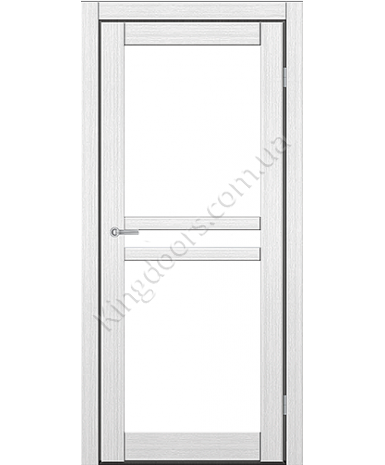"""Межкомнатные двери ART 07-02. Пленка ПВХ. Фабрика """"Art Door"""". Цвет белый"""