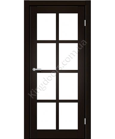 """Межкомнатные двери RTR 09. Пленка ПВХ. Фабрика """"Art Door"""". Цвет венге"""