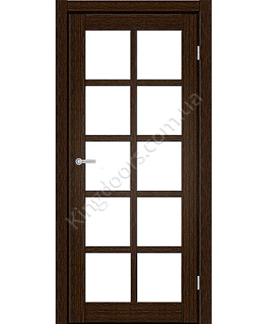 "Межкомнатные двери RTR 11. Пленка ПВХ. Фабрика ""Art Door"". Цвет каштан"