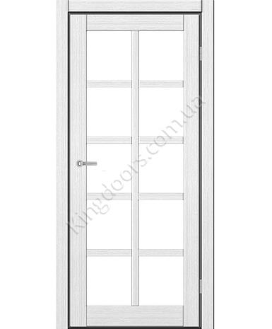 """Межкомнатные двери RTR 11. Пленка ПВХ. Фабрика """"Art Door"""". Цвет белый"""