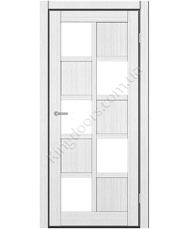 """Межкомнатные двери RTR 12. Пленка ПВХ. Фабрика """"Art Door"""". Цвет белый"""