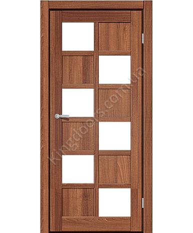 """Межкомнатные двери RTR 14. Пленка ПВХ. Фабрика """"Art Door"""". Цвет орех"""