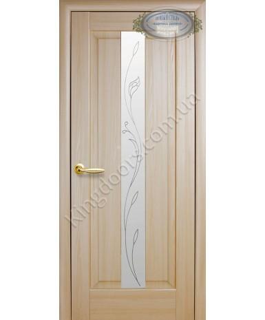 """Межкомнатные двери """"Премьера"""",ПО +Р2. пленка ПВХ, фабрика """"Новый стиль"""", цвет - ясень."""