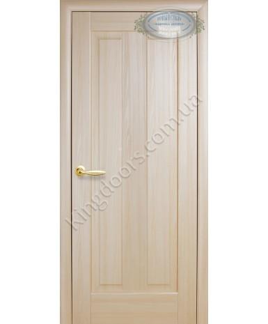 """Межкомнатные двери """"Премьера"""",ПГ, пленка ПВХ, фабрика """"Новый стиль"""", цвет - ясень."""