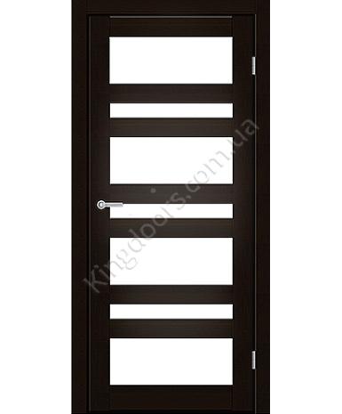 """Межкомнатные двери CTD 212. Пленка ПВХ. Фабрика """"Art Door"""". Цвет венге"""
