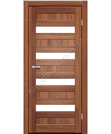 """Межкомнатные двери CTD 313. Пленка ПВХ. Фабрика """"Art Door"""". Цвет орех"""