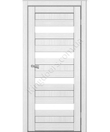 """Межкомнатные двери CTD 313. Пленка ПВХ. Фабрика """"Art Door"""". Цвет белый"""