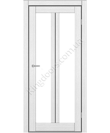 """Межкомнатные двери M 702. Пленка ПВХ. Фабрика """"Art Door"""". Цвет белый"""
