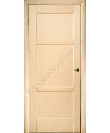 """Межкомнатные шпонированные двери """"Генри"""" ПГ.  НСД. Цвет - дуб классический"""