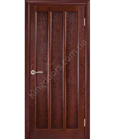 """Межкомнатные шпонированные двери """"Трояна"""" ПГ.  Галерея дверей. Цвет - тон"""