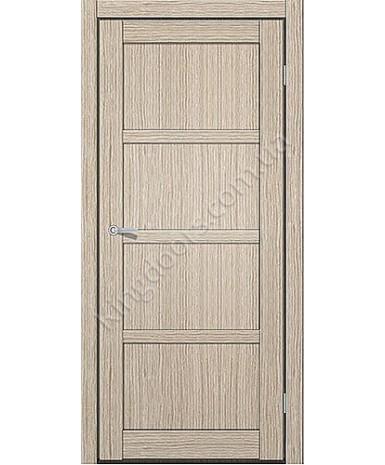 """Межкомнатные двери ART 04-01. Пленка ПВХ. Фабрика """"Art Door"""". Цвет беленый дуб"""