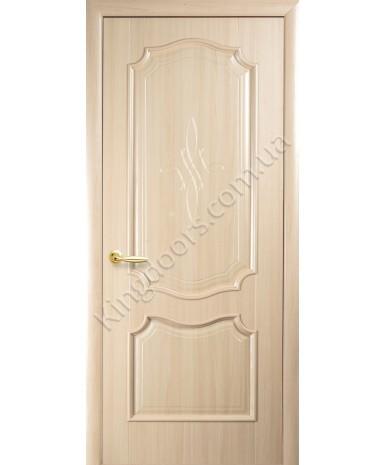 """Межкомнатные двери """"Рока"""",ПГ, пленка ПВХ, фабрика """"Новый стиль"""", цвет - ясень."""