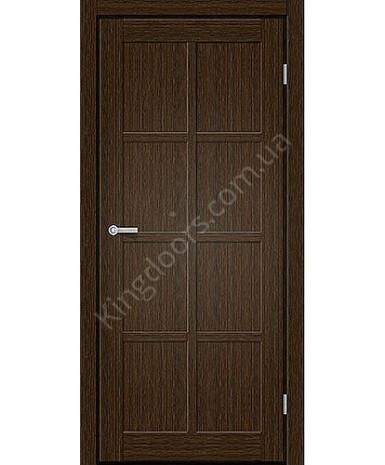 "Межкомнатные двери RTR 08. Пленка ПВХ. Фабрика ""Art Door"". Цвет каштан"