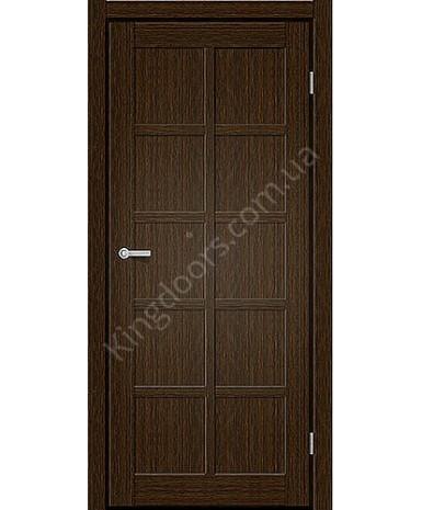 "Межкомнатные двери RTR 10. Пленка ПВХ. Фабрика ""Art Door"". Цвет каштан"