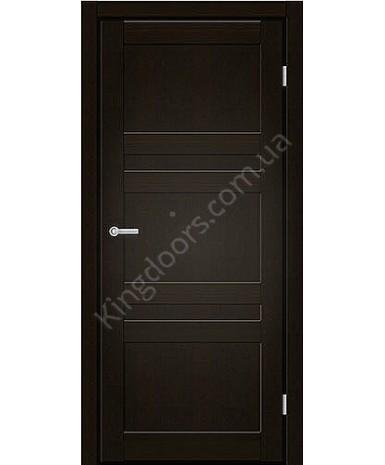 """Межкомнатные двери CTD 111. Пленка ПВХ. Фабрика """"Art Door"""". Цвет венге"""