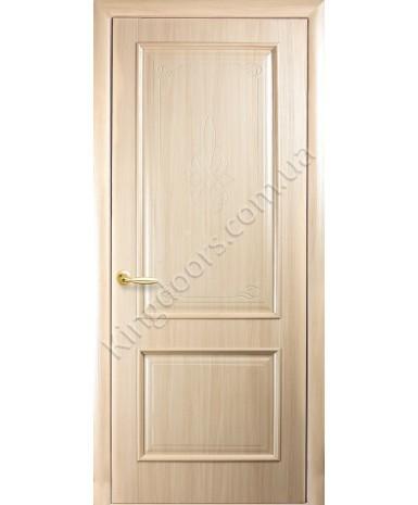 """Межкомнатные двери """"Вилла"""",ПГ, пленка ПВХ, фабрика """"Новый стиль"""", цвет - ясень."""