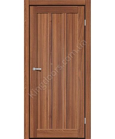 """Межкомнатные двери ART 05-01. Пленка ПВХ. Фабрика """"Art Door"""". Цвет орех"""