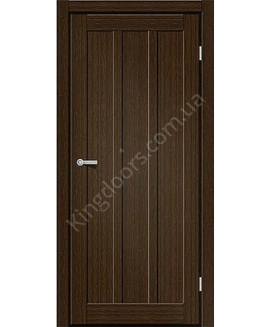 """Межкомнатные двери ART 05-01. Пленка ПВХ. Фабрика """"Art Door"""". Цвет каштан"""