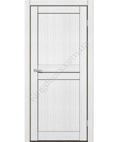 """Межкомнатные двери M 101. Пленка ПВХ. Фабрика """"Art Door"""". Цвет белый"""