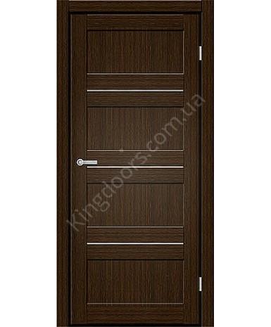 "Межкомнатные двери M 301. Пленка ПВХ. Фабрика ""Art Door"". Цвет каштан"
