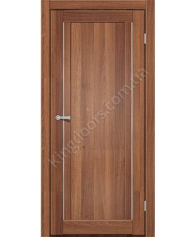 """Межкомнатные двери M 501. Пленка ПВХ. Фабрика """"Art Door"""". Цвет орех"""