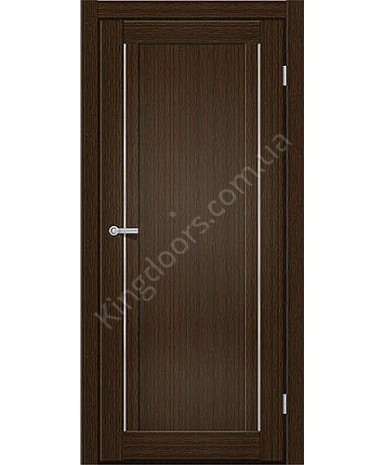 "Межкомнатные двери M 501. Пленка ПВХ. Фабрика ""Art Door"". Цвет каштан"
