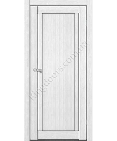 """Межкомнатные двери M 501. Пленка ПВХ. Фабрика """"Art Door"""". Цвет белый"""