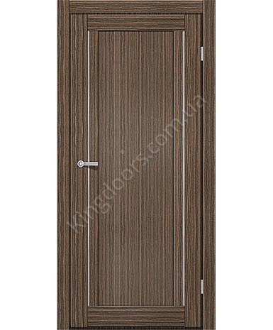 """Межкомнатные двери M 501. Пленка ПВХ. Фабрика """"Art Door"""". Цвет зебрано"""