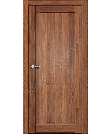 """Межкомнатные двери M 601. Пленка ПВХ. Фабрика """"Art Door"""". Цвет орех"""