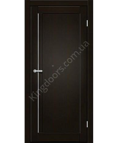 """Межкомнатные двери M 601. Пленка ПВХ. Фабрика """"Art Door"""". Цвет венге"""