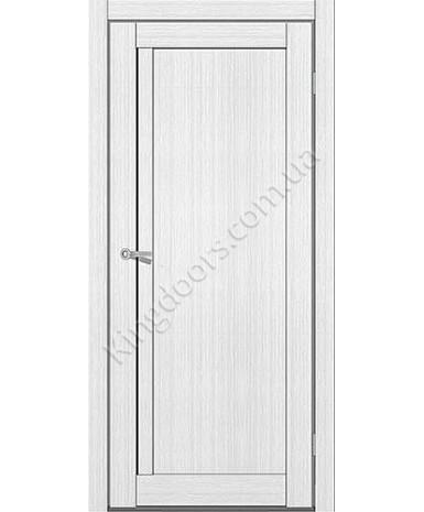 """Межкомнатные двери M 601. Пленка ПВХ. Фабрика """"Art Door"""". Цвет белый"""