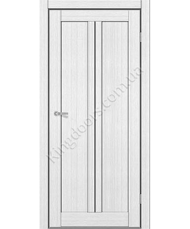 """Межкомнатные двери M 701. Пленка ПВХ. Фабрика """"Art Door"""". Цвет белый"""