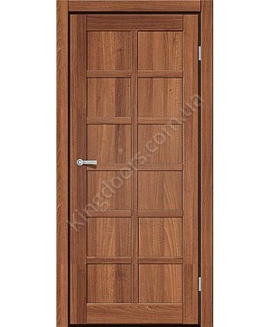 """Межкомнатные двери RTR 07. Пленка ПВХ. Фабрика """"Art Door"""". Цвет орех"""