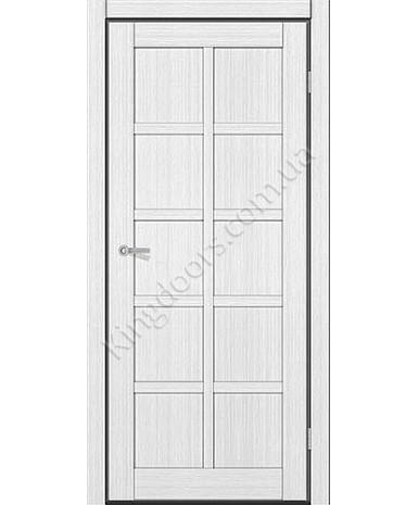 """Межкомнатные двери RTR 10. Пленка ПВХ. Фабрика """"Art Door"""". Цвет белый"""