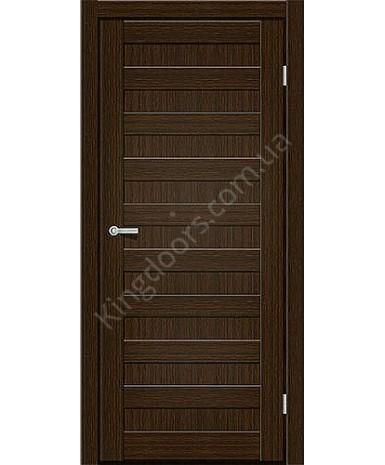"""Межкомнатные двери CTD 311. Пленка ПВХ. Фабрика """"Art Door"""". Цвет каштан"""
