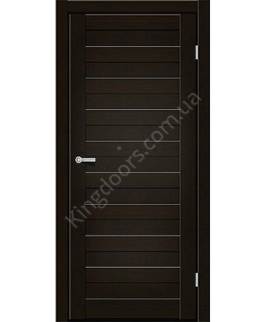 """Межкомнатные двери CTD 311. Пленка ПВХ. Фабрика """"Art Door"""". Цвет венге"""